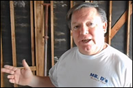 Mr. D on Garage Remodels